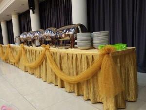 Catering di Tegal Parang