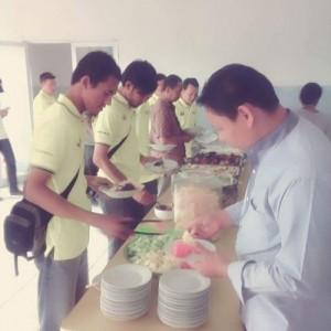 Catering di Cawang