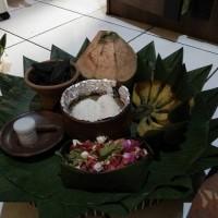 Sesajen Nasi Tumpeng